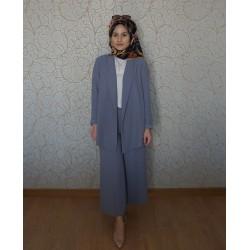 Füme Takım Elbise - Özel Tasarım