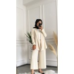 pantalon ceket takım sarımtırak krem Ürünler